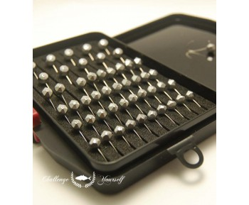 Jig Head Case Black