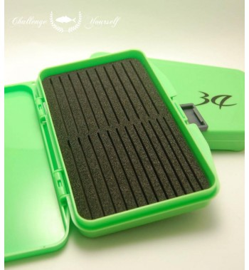 Jig Head Case Green